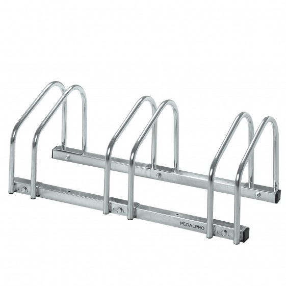 PedalPro 3 Bike Floor/Wall Rack Stand